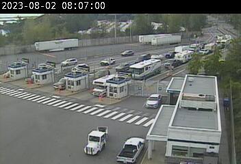 Traffic Outside Terminal